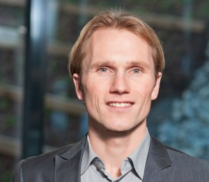 Bereichsleiter Stefan Hinterberger